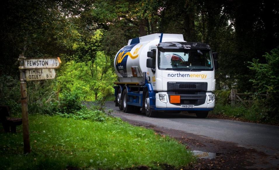 nes fuel truck